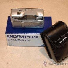 Cámara de fotos: OLYMPUS TRIP XB41AF WITH CASE.. Lote 13084271