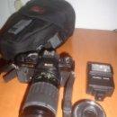 Cámara de fotos: CAMARA FOTOGRAFICA RICOH KR-5SUPERII +ZOOM. Lote 26512422