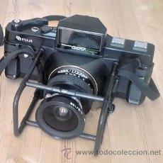 Cámara de fotos: FUJI G 617 CON FILTRO DEGRADADO Y MALETA ALUMINIO. Lote 48069261
