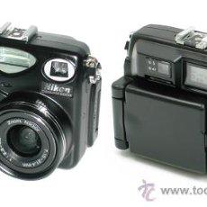 Cámara de fotos: NIKON COOLPIX5000. Lote 22177809