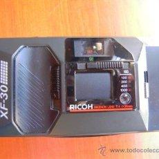 Cámara de fotos: RICOH XF-30. Lote 224110555