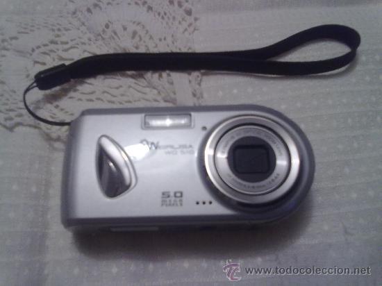 WERLISA WD 510 DE 5.0 MEGAPIXELS (Cámaras Fotográficas - Panorámicas y Compactas)