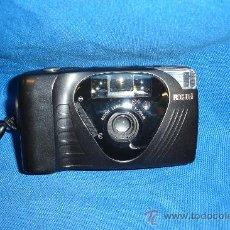 Cámara de fotos: - RICOH FF-9 - CÁMARA DE FOTOS CON FUNDA Y MANUAL. Lote 253556665