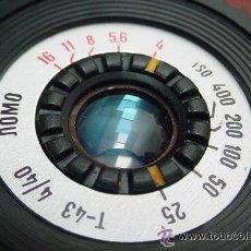 Cámara de fotos: CAMARA RUSA SMENA 35 LOMOGRAFIA PARA REVISAR. Lote 108861166