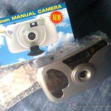 Cámara de fotos: CÁMARA FOTOGRÁFICA OUYAMA 35MM EN SU ESTUCHE CAJA ORIGINAL. Lote 27449958