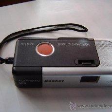 Cámara de fotos: CAMARA FOTOGRAFICA AGFAMATIC POCKET 508. Lote 29057237