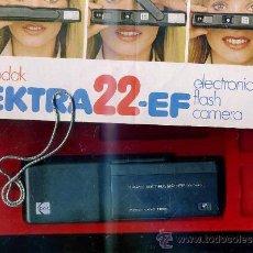 Cámara de fotos: KODAK EXTRA22 EF SIN USAR Y EN LA CAJA ORIGINAL. Lote 29241308