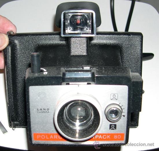 CÁMARA DE FOTOS COMPACTA POLAROID (Cámaras Fotográficas - Panorámicas y Compactas)
