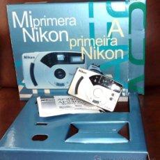 Cámara de fotos: NIKON AF240SV NUEVA. Lote 30644063