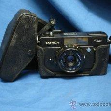 Cámara de fotos: - CÁMARA FOTOGRÁFICA YASHICA MDLO. 35 MF CON SU FUNDA ORIGINAL - RARA. Lote 31674139