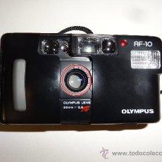 Cámara de fotos: OLYMPUS AF-10 35MM 3,5 AF. Lote 115563814