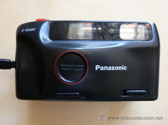 CAMARA DE FOTOS PANASONIC C-325EF (Cámaras Fotográficas - Panorámicas y Compactas)