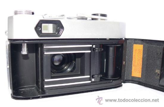 Cámara de fotos: CAMARA FOTOS NEOCA SV ZV PRE NIKKON JAPON AÑOS 50 - Foto 3 - 33440303