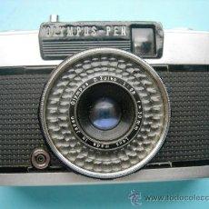 Cámara de fotos: OLYMPUS PEN. EES - 2. CON SU ESTUCHE ORIGINAL.. Lote 33694124