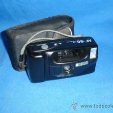 Cámara de fotos - - CÁMARA FOTOGRÁFICA RICOH AF-66 CON SU FUNDA ORIGINAL - 34225095