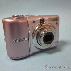 Cámara de fotos: CAMARA COMPACTA CANON POWERSHOT A1100 IS PARA PIEZAS O REPARAR. Lote 34232752