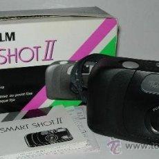 Cámara de fotos: CAMARA COMPACTA FUJIFILM - CLEAR SHOT II - 35 MM - NUEVA, EN CAJA, SIN USO, COMPLETA.. Lote 35381221