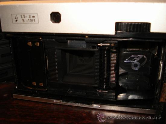 Cámara de fotos: AGFA ISO-RAPID IC ALUMINIO PLÁSTICO - Foto 10 - 36803725
