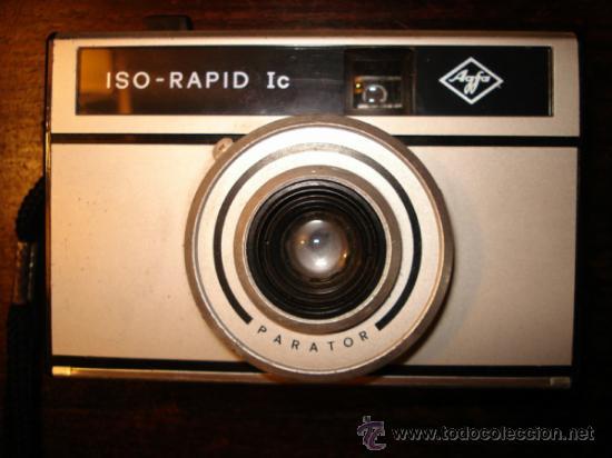 Cámara de fotos: AGFA ISO-RAPID IC ALUMINIO PLÁSTICO - Foto 13 - 36803725