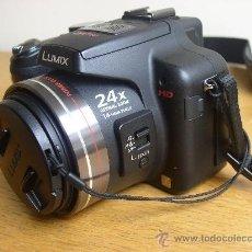 Cámara de fotos: CAMARA COMPACTA PANASONIC LUMIX DMC FZ 100 NEGRA. Lote 36971793