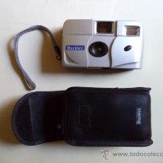 Cámara de fotos: CAMARA BUCKLER 35 MM. Lote 37394341