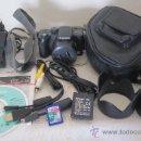 Cámara de fotos: CAMARA PANASONIC DMC-FZ% LUMIX 12 ZOOM. Lote 49084423