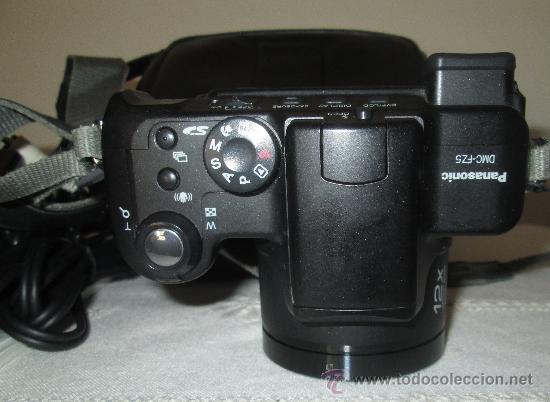 Cámara de fotos: Camara Panasonic DMC-FZ% Lumix 12 zoom - Foto 6 - 49084423