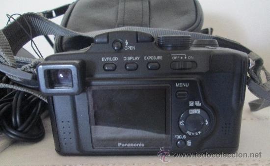 Cámara de fotos: Camara Panasonic DMC-FZ% Lumix 12 zoom - Foto 7 - 49084423
