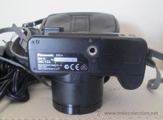 Cámara de fotos: Camara Panasonic DMC-FZ% Lumix 12 zoom - Foto 8 - 49084423