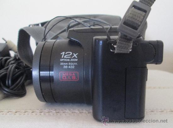 Cámara de fotos: Camara Panasonic DMC-FZ% Lumix 12 zoom - Foto 10 - 49084423