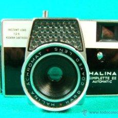 Cámara de fotos: HALINA SIMPLETTE EE AUTOMATIC INSTANT LOAD 126 KODAPAK CARTRIDGE-HARD COATED LENS ACHROMAT-CAMARA.... Lote 40859393