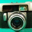 Cámara de fotos: COLORA F-OBJ:PRONTOR 125-OPTICA AZUL ZEISS IKON NOVICAR 2,8-50-ASA 12/800-MADE IN GERMANY-CAMARA .... Lote 40907500