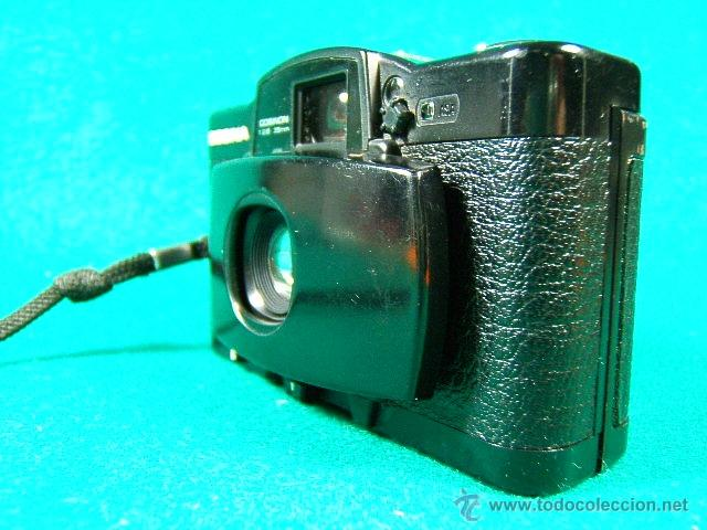 Cámara de fotos: COSINA CX 2-OBJ:COSINON 1:2,8 35 MM-DIAFR.ASA 25-400-CAMARA MINIATURA CON MOTOR QUE COPIO LA LOMO... - Foto 4 - 40940630