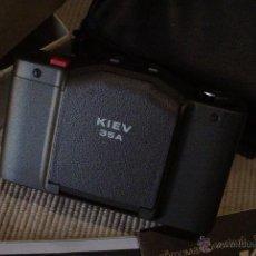 Cámara de fotos: KIEV 35A EN ESTUCHE ORIGINAL. Lote 40991296