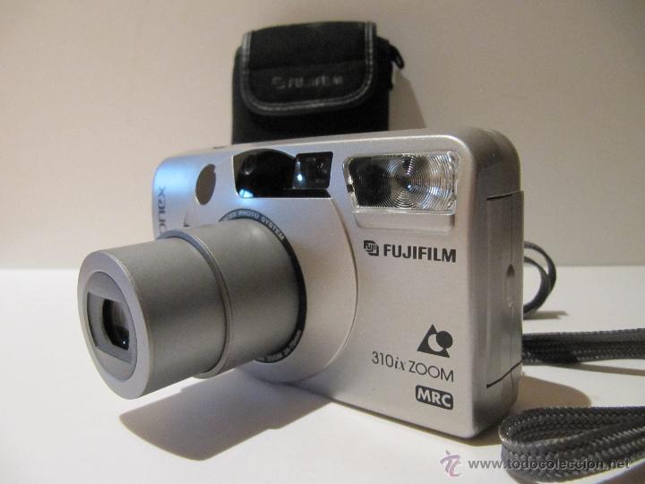 CAMARA FUJIFILM FOTONEX 310IX ZOOM (Cámaras Fotográficas - Panorámicas y Compactas)