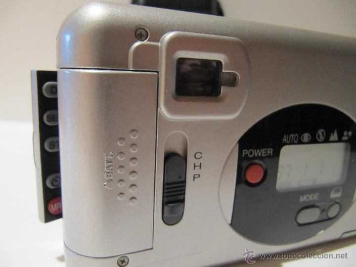 Cámara de fotos: CAMARA FUJIFILM FOTONEX 310ix ZOOM - Foto 5 - 42276617