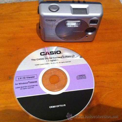 Cámara de fotos: Camara digital Casio LV50 vintage - Foto 2 - 44957860