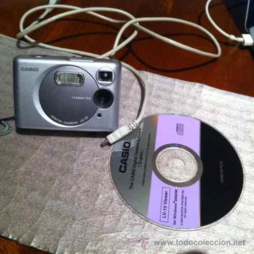 Cámara de fotos: Camara digital Casio LV50 vintage - Foto 3 - 44957860