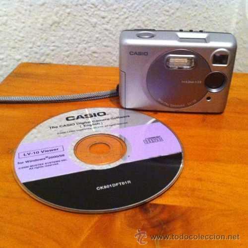 Cámara de fotos: Camara digital Casio LV50 vintage - Foto 4 - 44957860