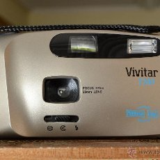 Cámara de fotos: CÁMARA COMPACTA VIVITAR T200. Lote 45221404