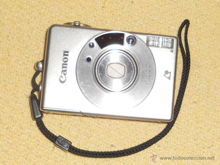 Cámara de fotos: CAMARA DE FOTOS CANON IXUS 2 - Foto 3 - 45729815