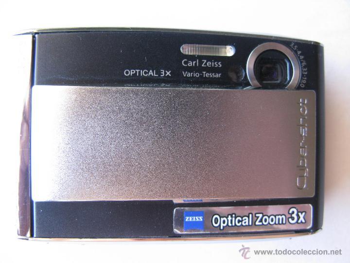 Cámara de fotos: SONY. DSC-T5. 5.1 Mp. 3.0x Zoom. (para detalles ver fotografías) - Foto 4 - 48724179