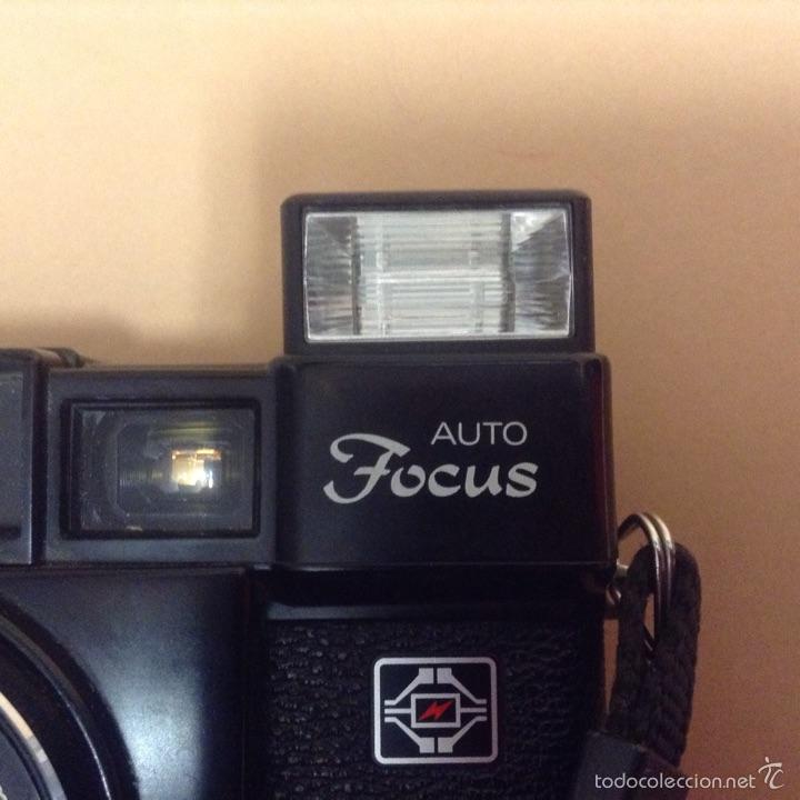 Cámara de fotos: Antigua Camara de fotos - yashica auto focus - funcionando - car80 - Foto 3 - 53943328