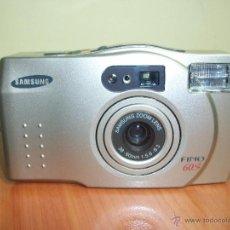 Cámara de fotos: CÁMARA SAMSUNG FINO 60 S. Lote 54251956