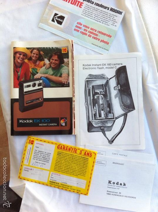 Cámara de fotos: Kodak instant - Foto 5 - 54514361