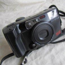 Cámara de fotos: CÁMARA DE FOTOS OLYMPUS AZ-200 SUPER ZOOM 1989. Lote 55150193