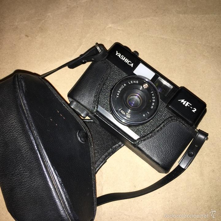 Cámara de fotos: Cámara fotos vintage Yashica MF-2 - Foto 3 - 56402854