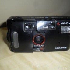 Cámara de fotos: CAMARA DE FOTOS OLYMPUS AF-10 SUPER -. Lote 69498061