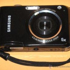 Cámara de fotos: CÁMARA DIGITAL SAMSUNG, ES28, 12,2 MEGAPÍXELES, 27 MM, ZOOM 5X PANTALLA LCD INTELIGENTE DE 2,5 ERCOM. Lote 57604026