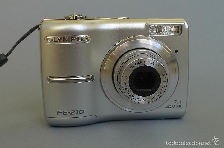 Cámara de fotos: Olympus FE-210 - Foto 2 - 57660469